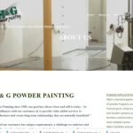 mobile friendly websites custom designed by Power flower web design kendell hall