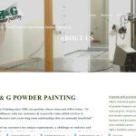mobile friendly websites custom designed by Power flower web design kendell hall