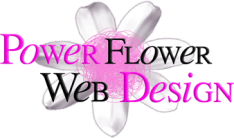 power flower web design kendell hall london ontario