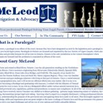 mcleod litigation gary mcleod blind river ontario elliot lake legal servcies blind river legal services sudbury legal services by gary mcleod paralegal services