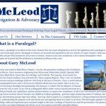 mcleod litigation gary mcleod blind river ontario elliot lake legal servcies blind river legal services sudbury legal services by gary mcleod paralegal services